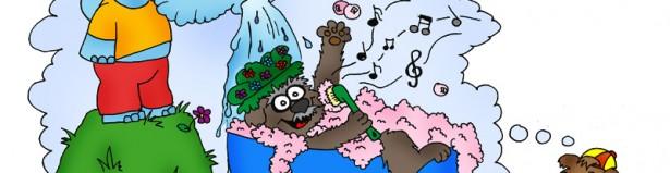 So baden Bären-Opas heute!