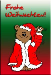 puschki weihnachtsgruß